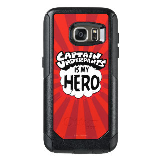 Captain Underpants | My Hero OtterBox Samsung Galaxy S7 Case