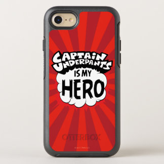 Captain Underpants | My Hero OtterBox Symmetry iPhone 8/7 Case
