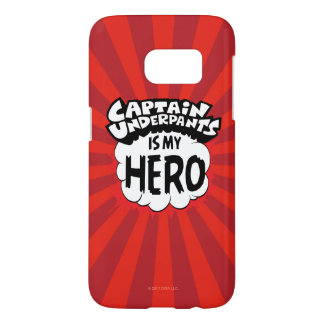 Captain Underpants | My Hero Samsung Galaxy S7 Case