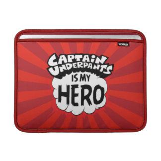 Captain Underpants | My Hero Sleeve For MacBook Air