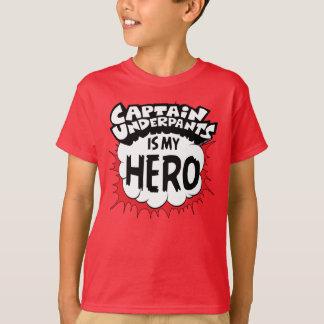 Captain Underpants | My Hero T-Shirt