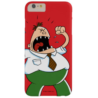Captain Underpants | Principal Krupp Yelling Barely There iPhone 6 Plus Case