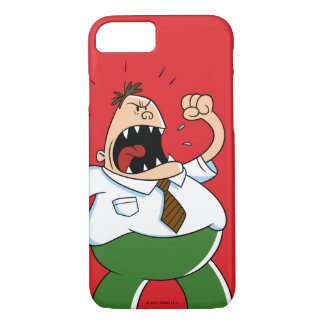 Captain Underpants | Principal Krupp Yelling Case-Mate iPhone Case