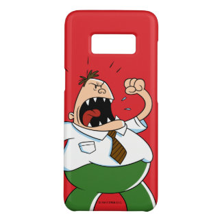 Captain Underpants | Principal Krupp Yelling Case-Mate Samsung Galaxy S8 Case