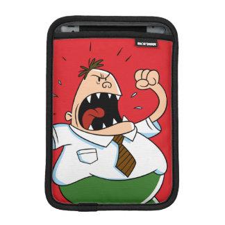 Captain Underpants | Principal Krupp Yelling iPad Mini Sleeve