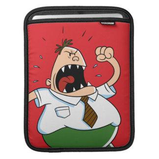 Captain Underpants | Principal Krupp Yelling iPad Sleeve