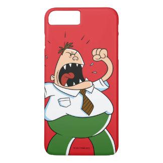 Captain Underpants | Principal Krupp Yelling iPhone 8 Plus/7 Plus Case