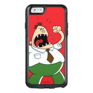 Captain Underpants   Principal Krupp Yelling OtterBox iPhone 6/6s Case