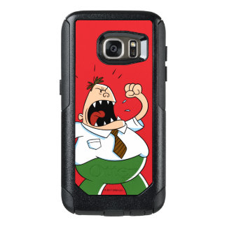 Captain Underpants | Principal Krupp Yelling OtterBox Samsung Galaxy S7 Case