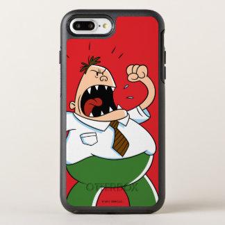 Captain Underpants | Principal Krupp Yelling OtterBox Symmetry iPhone 8 Plus/7 Plus Case