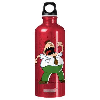 Captain Underpants | Principal Krupp Yelling Water Bottle