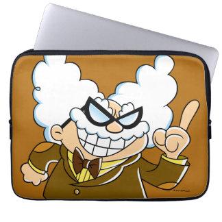 Captain Underpants | Professor Poopypants Laptop Sleeve