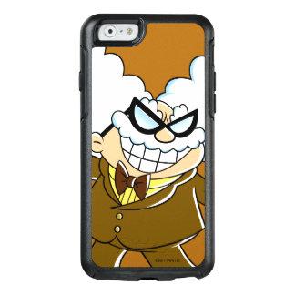 Captain Underpants   Professor Poopypants OtterBox iPhone 6/6s Case