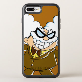 Captain Underpants | Professor Poopypants OtterBox Symmetry iPhone 8 Plus/7 Plus Case