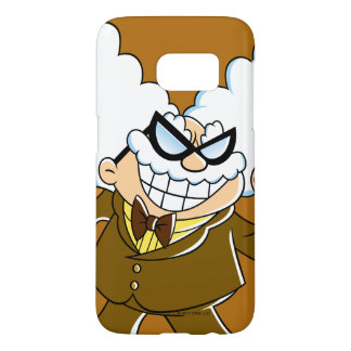 Captain Underpants | Professor Poopypants Samsung Galaxy S7 Case