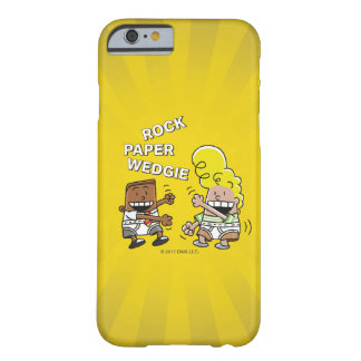 Captain Underpants | Rock Paper Wedgie Barely There iPhone 6 Case