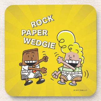 Captain Underpants | Rock Paper Wedgie Coaster