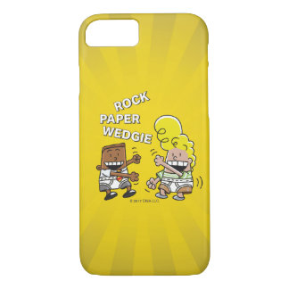 Captain Underpants | Rock Paper Wedgie iPhone 8/7 Case