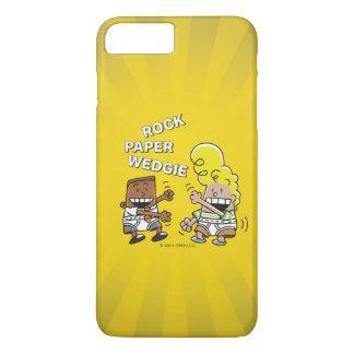 Captain Underpants | Rock Paper Wedgie iPhone 8 Plus/7 Plus Case