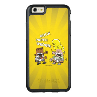 Captain Underpants | Rock Paper Wedgie OtterBox iPhone 6/6s Plus Case