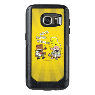 Captain Underpants | Rock Paper Wedgie OtterBox Samsung Galaxy S7 Case