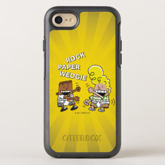 Captain Underpants | Rock Paper Wedgie OtterBox Symmetry iPhone 8/7 Case