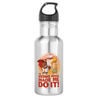 Captain Underpants | The Hypno Ring Made Me Do It 532 Ml Water Bottle