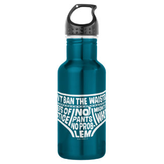 Captain Underpants | Typography Tighty Whities 532 Ml Water Bottle