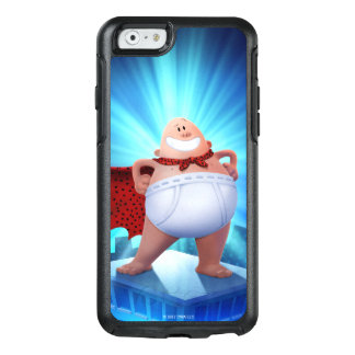 Captain Underpants | Waistband Warrior On Roof OtterBox iPhone 6/6s Case