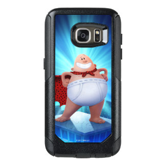 Captain Underpants | Waistband Warrior On Roof OtterBox Samsung Galaxy S7 Case