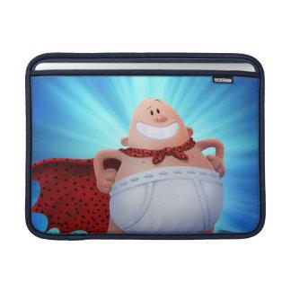 Captain Underpants | Waistband Warrior On Roof Sleeve For MacBook Air