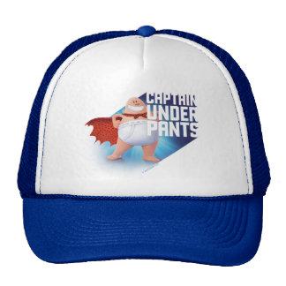Captain Underpants | Waistband Warrior On Roof Trucker Hat