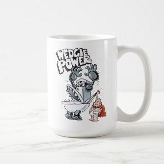 Captain Underpants | Wedgie Power Coffee Mug
