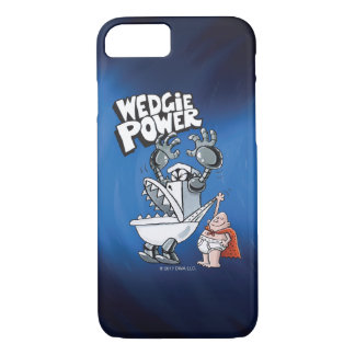 Captain Underpants | Wedgie Power iPhone 8/7 Case