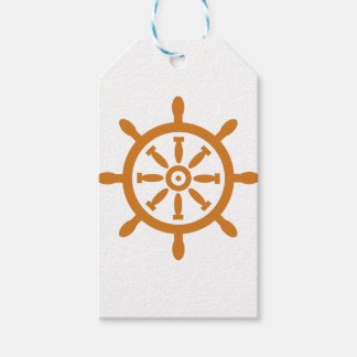 Captain Wheel Gift Tags