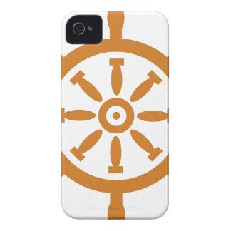 Captain Wheel iPhone 4 Case