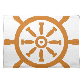 Captain Wheel Placemat