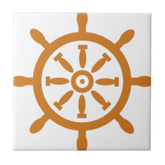 Captain Wheel Tile