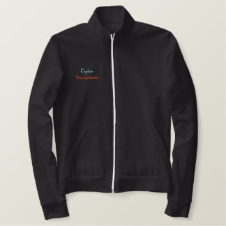 Captain's Pelican III Embroidered Jacket