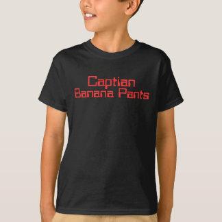Captian Banana Pants T-Shirt
