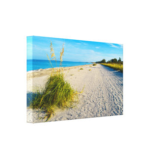 Captiva Island Canvas Print