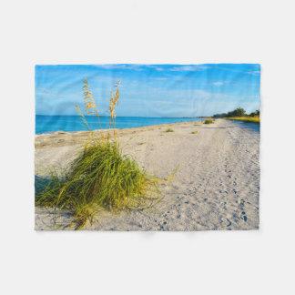 Captiva Island Fleece Blanket