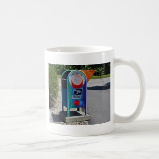 Captiva Island Mailbox- horizontal Coffee Mug