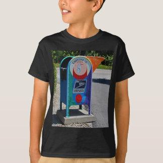 Captiva Island Mailbox- horizontal T-Shirt