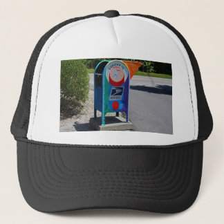 Captiva Island Mailbox- horizontal Trucker Hat