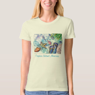 Captiva Island Memories T-Shirt