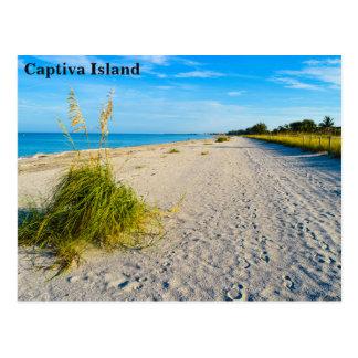 Captiva Island postcard