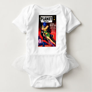 Captive of the Thieves Star Baby Bodysuit