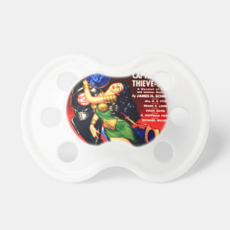 Captive of the Thieves Star Pacifier