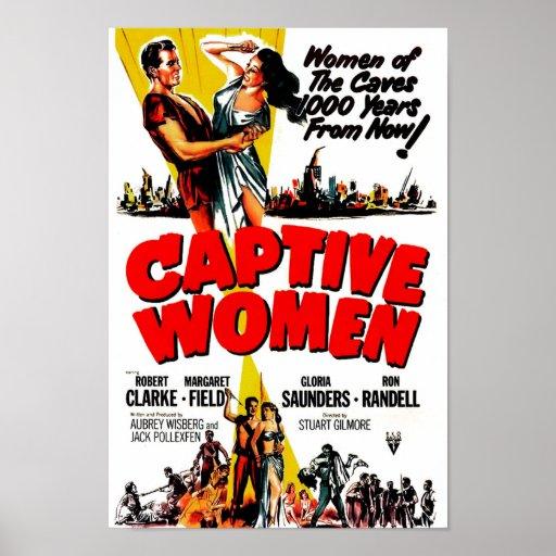 Captive Women Print